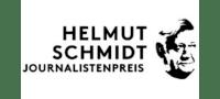 Logo unseres Kunden Helmut Schmidt Journalistenpreis