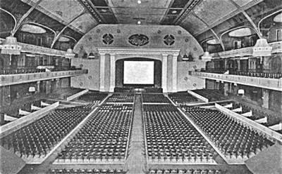 Filmmusik in der Stummfilmzeit Bioskopperiode