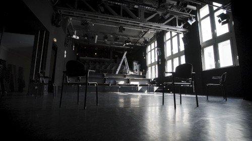 Theaterhaus Frankfurt lookin' Special