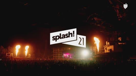 Event Teaser Video splash Festival