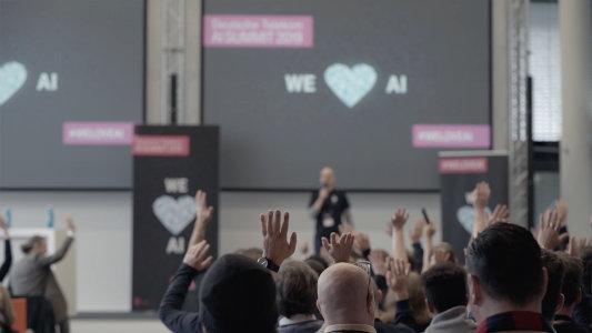 Eventfilm Telekom Mainfilm Filmproduktion AI Summit