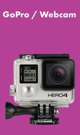 Live Streaming Kamera GoPro