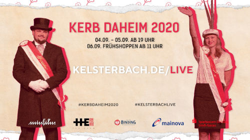 Online Event Digitale Kerb Kelsterbach